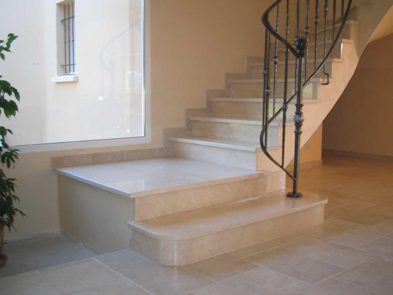 Stunning Pierre Pour Escalier Interieur Contemporary - Joshkrajcik ...